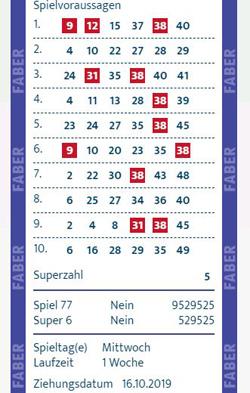 Lotto 2er Gewinn