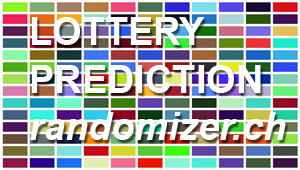 Lottery Prediction